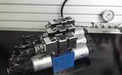 تعمیرات شیرهای هیدرولیک